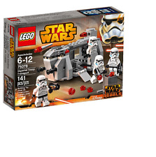 Lego 75078 Imperial Troop Star Wars Set Stormtroopers Rebel Empire