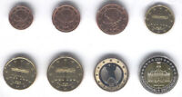 Germany 2009 (G) - Set of 8 Euro Coins (UNC)