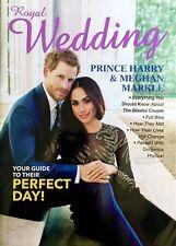 ROYAL WEDDING PRINCE HARRY & MEGHAN MARKLE COLLECTIBLE MAGAZINE
