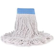 Industrial Grade Winger Mop Head Refill Heavy Duty Loop-End String Mop Refills