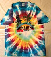 Tedeschi Trucks Sunshine Festival 2018 Concert Tour Shirt Rock&Roll Music Blues