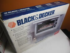 Black & Decker Spacemaker Heat Guard Shield TMB10 For Toaster Ovens Silver