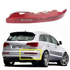 Pour Audi Q7 4L Feux arrière feux de brouillard feu stop Reflecteur Lampe Droit