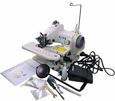 Axis 500-1 Portable Blind Stitch Hemming Machines Alterations Hem Pants Desk Top