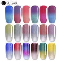 UR SUGAR Thermal Gel Soak Off UV Gel Nail Polish Colour Changing Gel LED 7.5ML