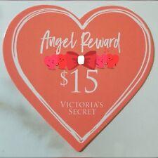 $15 Victoria's Secret Angel Reward - ONLINE ONLY