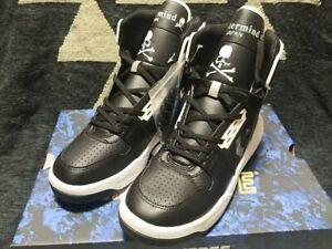 CONVERSE x mastermind ERX-400 EW HI MMJ Black Limited Sneakers US10 28cm Japan