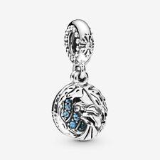 Charm pendente PANDORA Disney FROZEN Elsa e Nokk in argento 925 Nuovo Originale