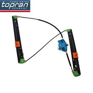Audi A4 B6 B7 Front Right / Offside O/S RH Drivers Window Regulator Replacement*