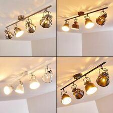 Vintage Decken Lampen Flur Dielen Strahler 4-flammig Wohn Schlaf Zimmer Leuchten
