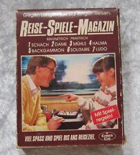 Reise-Spiele-Magazin, Magnet-Spiel in OVP
