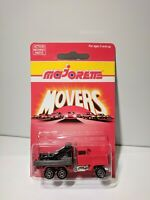 1990 Majorette Movers #256 Towing Truck   MOC BP  - Made in France