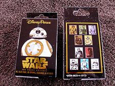 Disney * STAR WARS - THE FORCE AWAKENS * New 2-Pin Mystery Box