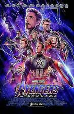 Avengers: Endgame (Blu-ray,  2019, No Digital Copy) with Slipcover Free Shipping