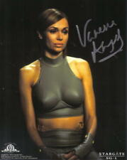 Vanessa Angel as Anise/Freya on Stargate Sg-1 Autographed 8 x 10 Picture New