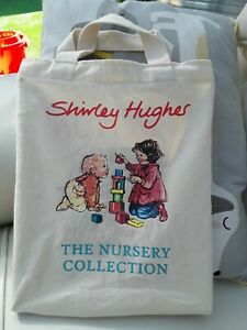 Shirley Hughes The Nursery Collection 10 Books In Bag