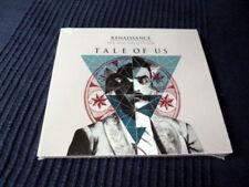 2xCD Renaissance TALE OF US 2013 DJ Koze Craig FaltyDL Herbert Whrume Four Tet