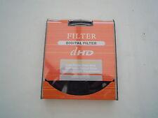DHD CIRC POLARISER 82MM FILTER