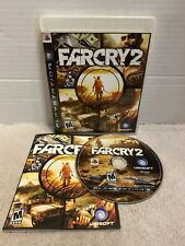 Far Cry FarCry 2 (Sony PlayStation 3, 2008) PS3 Tested Cracked Inner Disc