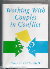 Working With Couples in Conflict by Susan Heitler, PhD - Audio Cassette Series