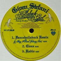 "GWEN STEFANI ""HOLLABACK GIRL (REMIXES)"" 2005 12"" VINYL 6 MIXES ~RARE~ *SEALED*"