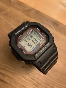 Casio G-Shock GWM5610-1 Solar Sport Wrist Watch for Men