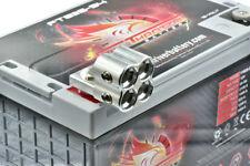 Quad alternator lug / ring terminal car audio quad 1/0