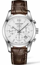 Longines Mechanical (Automatic) Watches with Chronograph