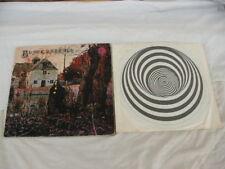 BLACK SABBATH DEBUT LP UK 1ST PRESS VERTIGO SWIRL WITH PHILIPS CREDIT ON LABEL