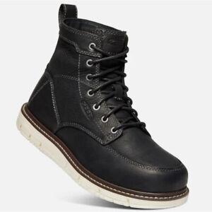 "Keen 1023206 - Men's San Jose 6"" Boot (Soft Toe) - Black"