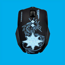 Chaos G7 USB Gaming Laser Mouse With Mouse Mat, 3200dpi, 9 Programmable Buttons