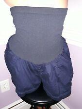 Motherhood  maternity skirt size Large elastic waist shorts