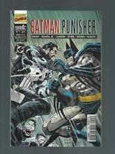 BATMAN PUNISHER N°1 . SEMIC . 1995 . DIXON / ROMITA .