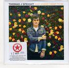 (EO960) Thomas J Speight, Just Where I Want To Be - 2014 DJ CD