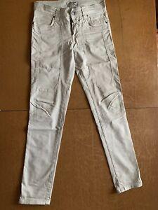 Pantaloni Jeckerson Taglia 28 Bianco