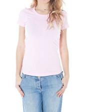 Dolce&Gabbana Damen T-Shirt Rosa Gr. M/L NEU mit Etikett + Rechnung mit MwSt.