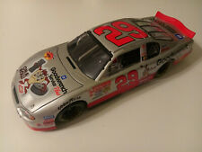 ACTION 2001 KEVIN HARVICK #29 CHEVY GOODWRENCH TAZ ON A ROLL NASCAR 1:18