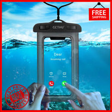 Universal Waterproof Phone Case Water Proof Bag Mobile Phone Pouch Cover