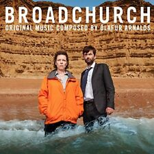 Broadchurch Chris Chibnall Mercury ?lafur Arnalds 6503019 CD