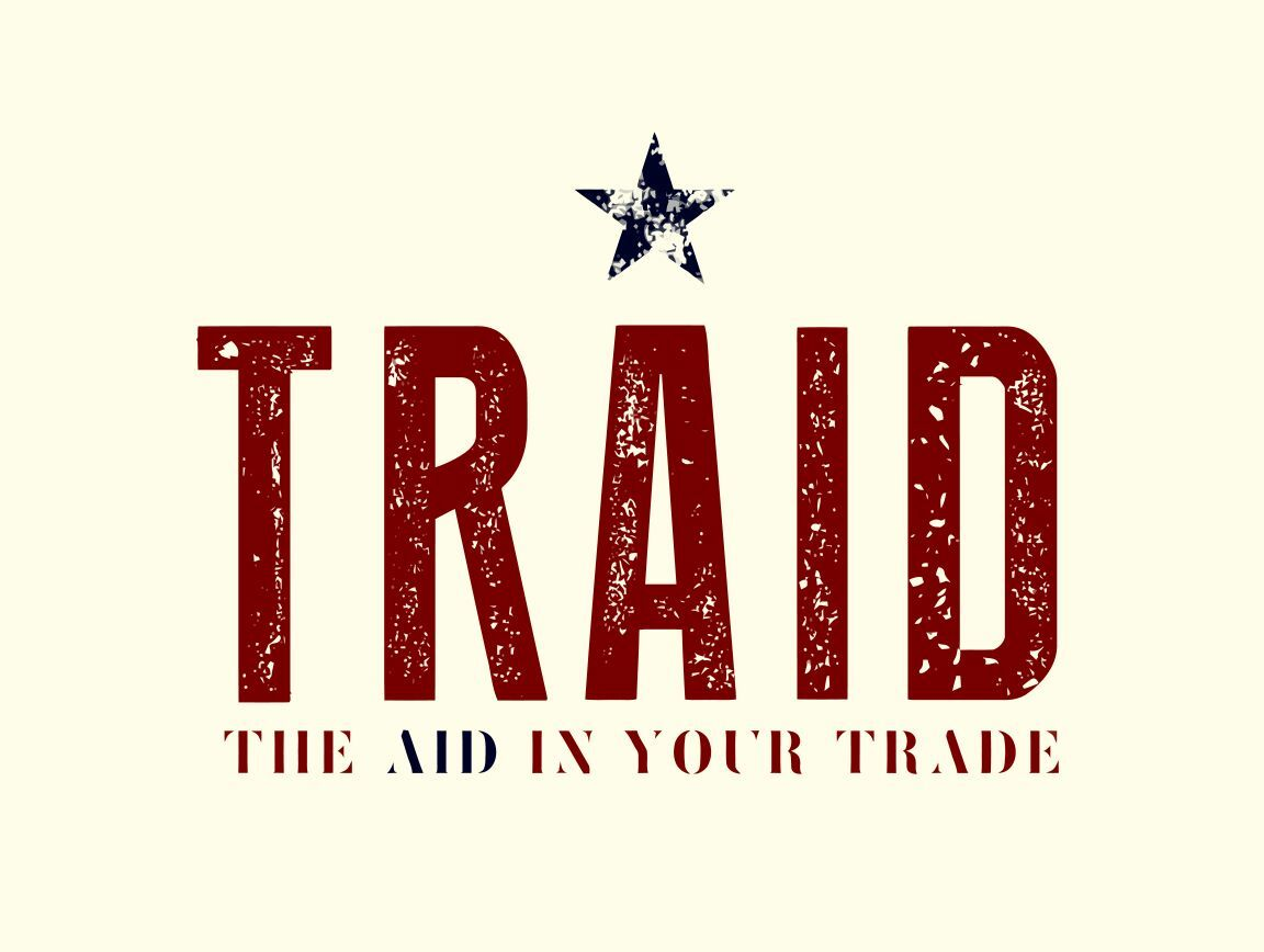 """TRAID """"The Aid in your Trade"""""""