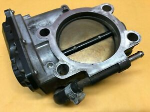 2010 2011 2012 JAGUAR XF X205 5.0L ENGINE THROTTLE BODY OEM 8W93-9F991-CA