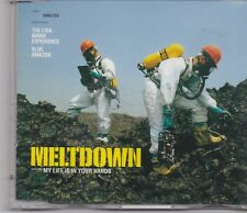 Meltdown-My Life Is In Your Hands cd maxi single