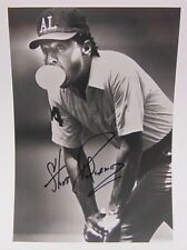 5a8b0db085800 STEVE PALERMO SIGNED MLB BASEBALL UMPIRE PHOTO COA NY YANKEES KANSAS CITY  ROYALS
