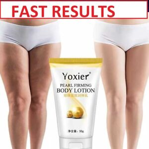 Stretch Marks Remove Cream Slimming Cellulite Massage Pearl Firming Body Lotion