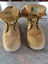 TIMBERLAND ROLL TOP BOOTS SIZE 3