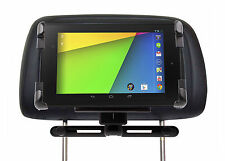 In-Car Tablet Holder & Mount For New Google Nexus 7 II & I W/ Headrest Support