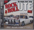 ROCK & ROLL SONGS FOR MY UTE - VOLUME 1 - VARIOUS ARTISTS on 2 CD's