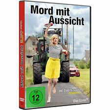 2 DVDs * MORD MIT AUSSICHT - STAFFEL 2 - FOLGE 1-6  - Caroline Peters # NEU OVP