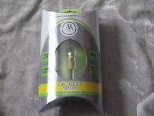 Acoustic Research Digital Coax Cable Satellite A/V CD DVD Video 24k 6 ft NEW!