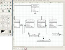 NEW DIAGRAM AND FLOWCHART DESIGNING PROGRAM SOFTWARE PRODUCT